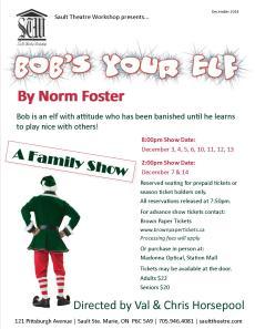 Bob's Your Elf!