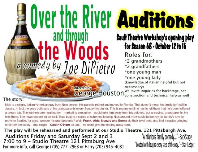 OTR&TTW Auditions